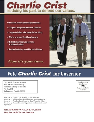 Charlie Crist: The Other Side